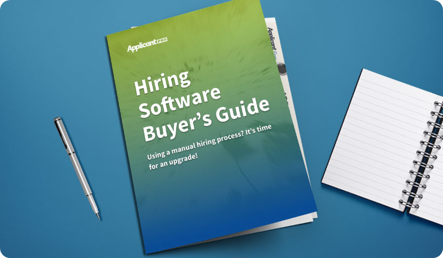hiring software buyer guide