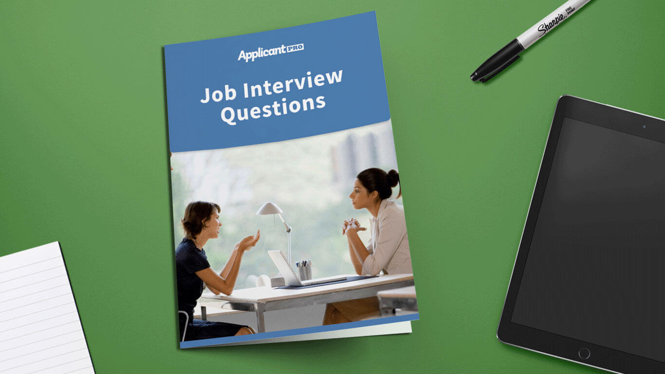Job Interview Questions Applicant Tracking System