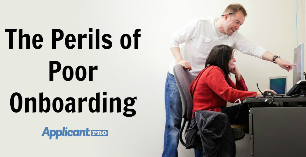 The Perils of Poor Onboarding